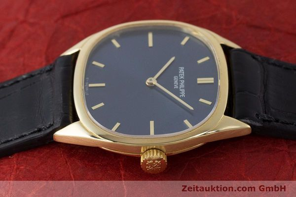 Used luxury watch Patek Philippe Ellipse 18 ct gold manual winding Kal. 23-300 Ref. 3545 VINTAGE  | 161755 05
