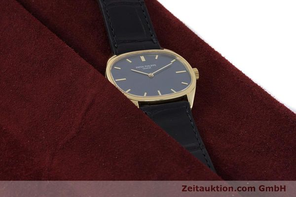 Used luxury watch Patek Philippe Ellipse 18 ct gold manual winding Kal. 23-300 Ref. 3545 VINTAGE  | 161755 07