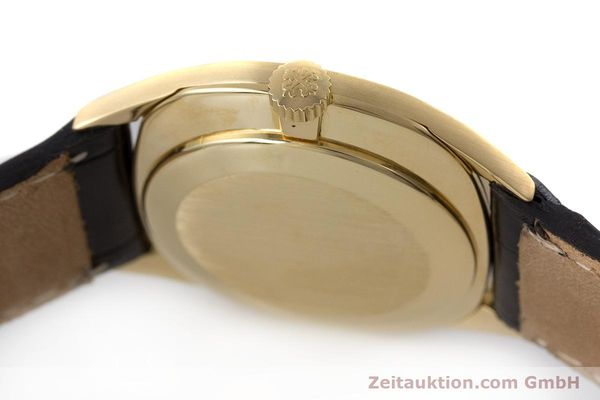 Used luxury watch Patek Philippe Ellipse 18 ct gold manual winding Kal. 23-300 Ref. 3545 VINTAGE  | 161755 12