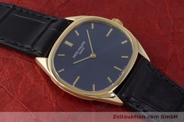 Used luxury watch Patek Philippe Ellipse 18 ct gold manual winding Kal. 23-300 Ref. 3545 VINTAGE  | 161755 14