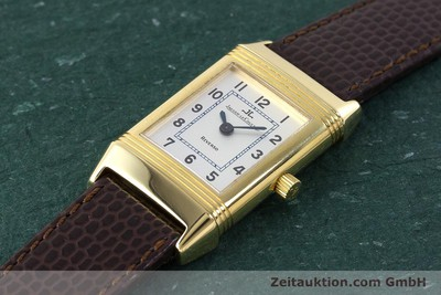 JAEGER LE COULTRE REVERSO 18 CT GOLD MANUAL WINDING KAL. 846/1 LP: 10400EUR [161756]