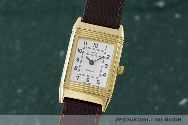 Used luxury watch Jaeger Le Coultre Reverso 18 ct gold manual winding Kal. 846/1 Ref. 260.1.86  | 161756 04
