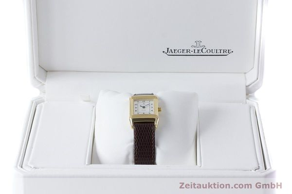Used luxury watch Jaeger Le Coultre Reverso 18 ct gold manual winding Kal. 846/1 Ref. 260.1.86  | 161756 07