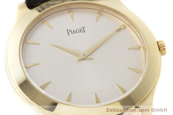 Used luxury watch Piaget * 18 ct gold manual winding Kal. 9P2 Ref. 91000 LIMITED EDITION | 161757 02