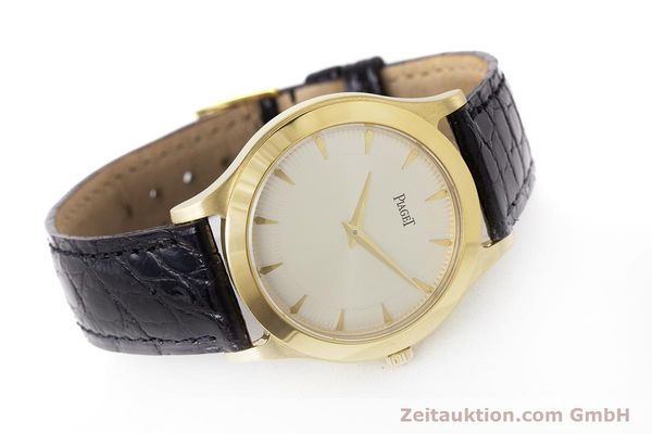 Used luxury watch Piaget * 18 ct gold manual winding Kal. 9P2 Ref. 91000 LIMITED EDITION | 161757 03