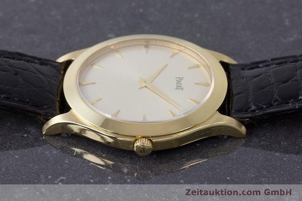 Used luxury watch Piaget * 18 ct gold manual winding Kal. 9P2 Ref. 91000 LIMITED EDITION | 161757 05