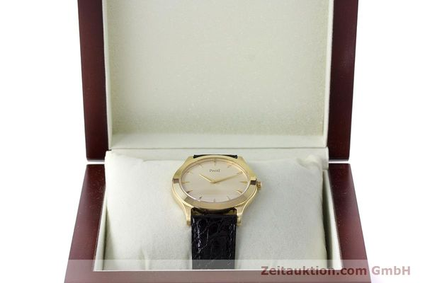 Used luxury watch Piaget * 18 ct gold manual winding Kal. 9P2 Ref. 91000 LIMITED EDITION | 161757 07