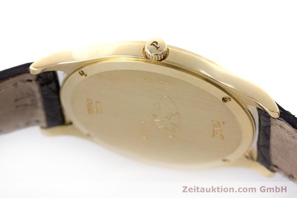 Used luxury watch Piaget * 18 ct gold manual winding Kal. 9P2 Ref. 91000 LIMITED EDITION | 161757 11
