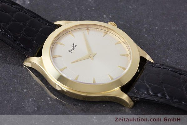 Used luxury watch Piaget * 18 ct gold manual winding Kal. 9P2 Ref. 91000 LIMITED EDITION | 161757 14