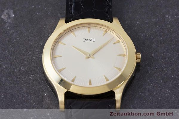 Used luxury watch Piaget * 18 ct gold manual winding Kal. 9P2 Ref. 91000 LIMITED EDITION | 161757 15