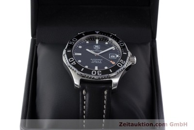 TAG HEUER AQUARACER ACIER AUTOMATIQUE KAL. 5 SELLITA SW200-1 LP: 2150EUR [161764]