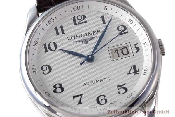 Used luxury watch Longines Master Collection steel automatic Kal. 607.2 ETA 2896 Ref. L2.648.4  | 161767 02