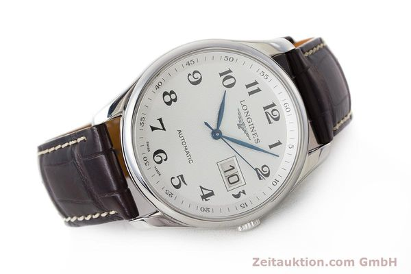 Used luxury watch Longines Master Collection steel automatic Kal. 607.2 ETA 2896 Ref. L2.648.4  | 161767 03