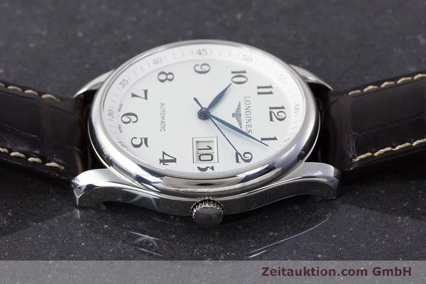 Used luxury watch Longines Master Collection steel automatic Kal. 607.2 ETA 2896 Ref. L2.648.4  | 161767 05