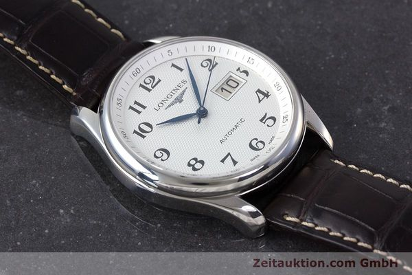 Used luxury watch Longines Master Collection steel automatic Kal. 607.2 ETA 2896 Ref. L2.648.4  | 161767 16