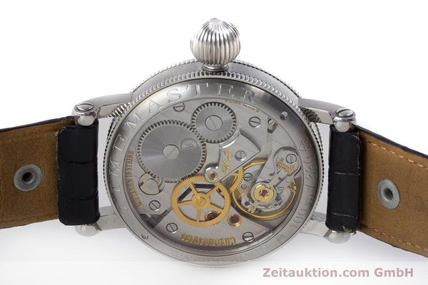 Used luxury watch Chronoswiss Timemaster steel manual winding Kal. 672 Ref. CH6233  | 161768 09