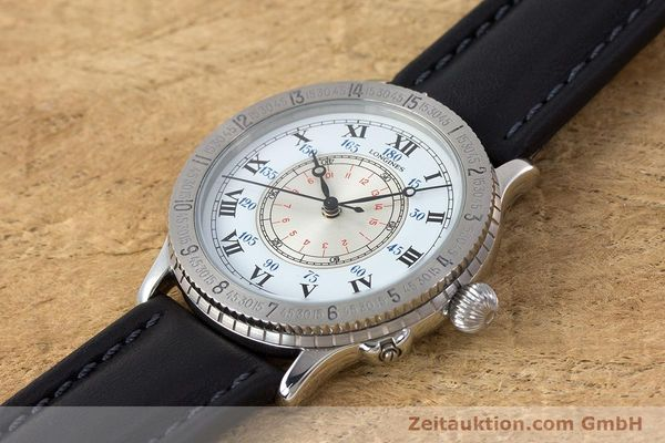 Used luxury watch Longines Lindbergh Stundenwinkel steel automatic Kal. 628.1 ETA 2892-2 Ref. 628.5240  | 161769 01