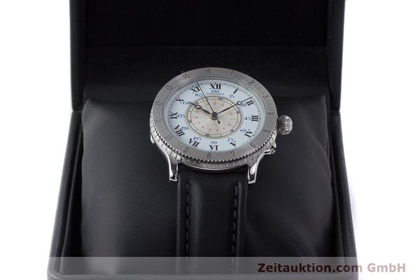 Used luxury watch Longines Lindbergh Stundenwinkel steel automatic Kal. 628.1 ETA 2892-2 Ref. 628.5240  | 161769 07
