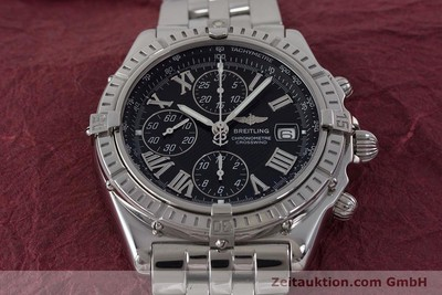 BREITLING CHRONOMAT CROSSWIND CHRONOGRAPH DATUM A13355 FULL SET VP: 8390,- Euro [161774]