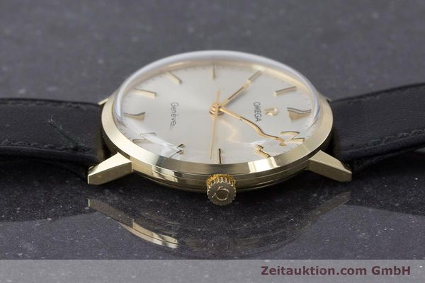 Used luxury watch Omega * 14 ct yellow gold manual winding Kal. 601 Ref. 131.041  | 161778 05