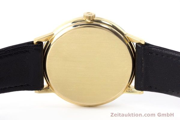 Used luxury watch Omega * 14 ct yellow gold manual winding Kal. 601 Ref. 131.041  | 161778 08