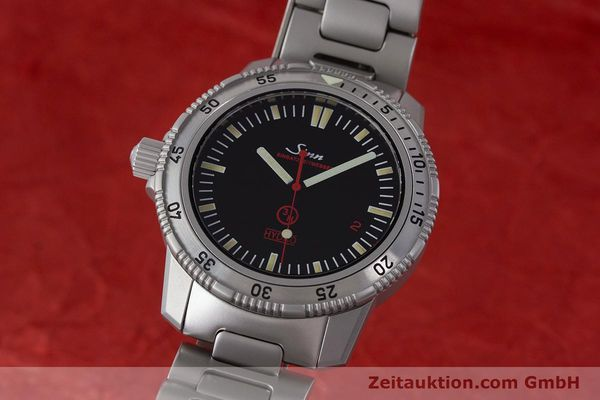 SINN EZM2 STEEL QUARTZ [161783]