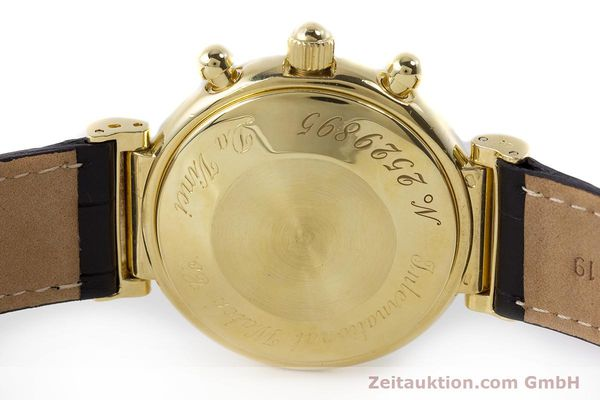 Used luxury watch IWC Da Vinci chronograph 18 ct gold automatic Kal. 79061 Ref. 3750  | 161789 08