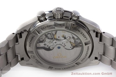 OMEGA SPEEDMASTER MICHAEL SCHUMACHER THE LEGEND CHRONOGRAPH AUTOMATIK NP: 4280,- [161792]