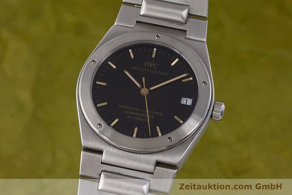 IWC INGENIEUR STEEL AUTOMATIC KAL. 887 LP: 5900EUR [161801]