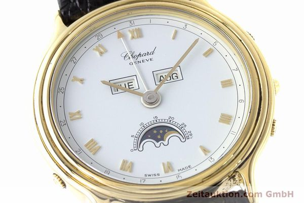 Used luxury watch Chopard Luna Doro 18 ct gold automatic Kal. 900 Ref. 1103  | 161806 02