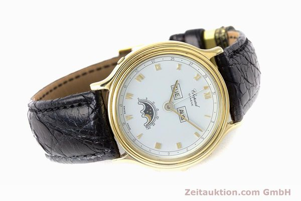 Used luxury watch Chopard Luna Doro 18 ct gold automatic Kal. 900 Ref. 1103  | 161806 03