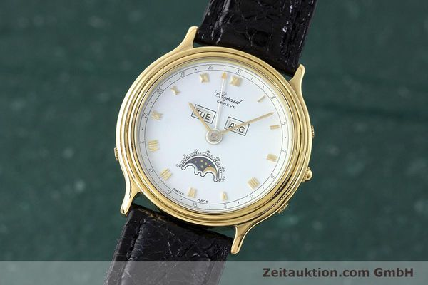 CHOPARD LUNA DORO 18 CT GOLD AUTOMATIC KAL. 900 LP: 22100EUR [161806]
