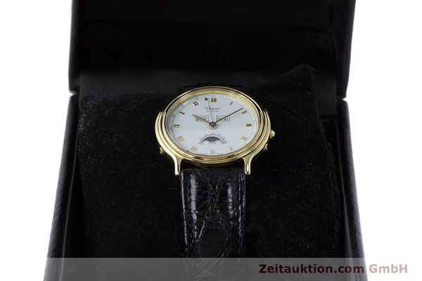 Used luxury watch Chopard Luna Doro 18 ct gold automatic Kal. 900 Ref. 1103  | 161806 07