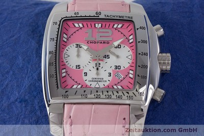 CHOPARD LADY TYCOON XL TWO O TEN CHRONOGRAPH AUTOMATIK DAMENUHR 8961 VP: 6770,-Euro [161809]