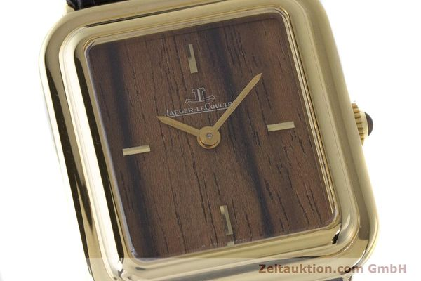 Used luxury watch Jaeger Le Coultre * 18 ct gold manual winding Kal. 841 Ref. 603XXX  | 161838 02