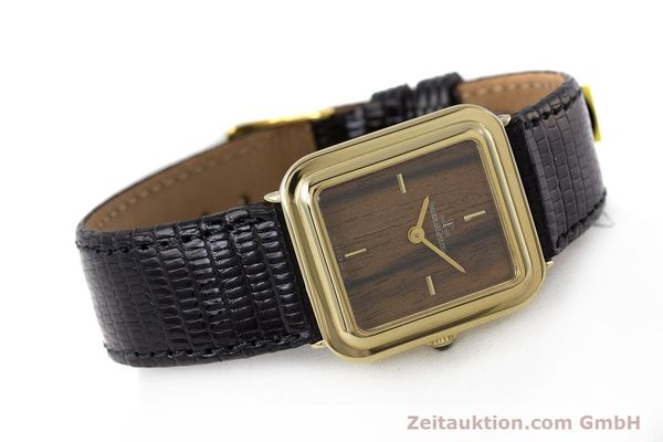 Used luxury watch Jaeger Le Coultre * 18 ct gold manual winding Kal. 841 Ref. 603XXX  | 161838 03