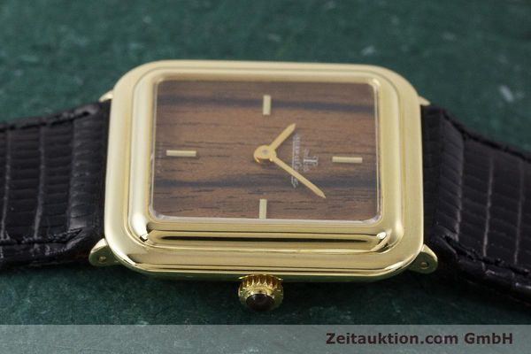Used luxury watch Jaeger Le Coultre * 18 ct gold manual winding Kal. 841 Ref. 603XXX  | 161838 05