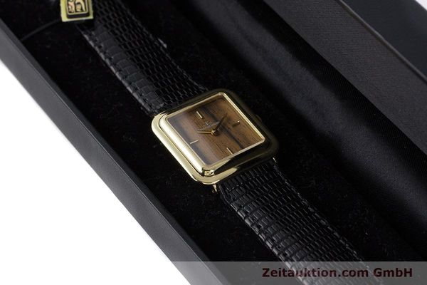 Used luxury watch Jaeger Le Coultre * 18 ct gold manual winding Kal. 841 Ref. 603XXX  | 161838 07