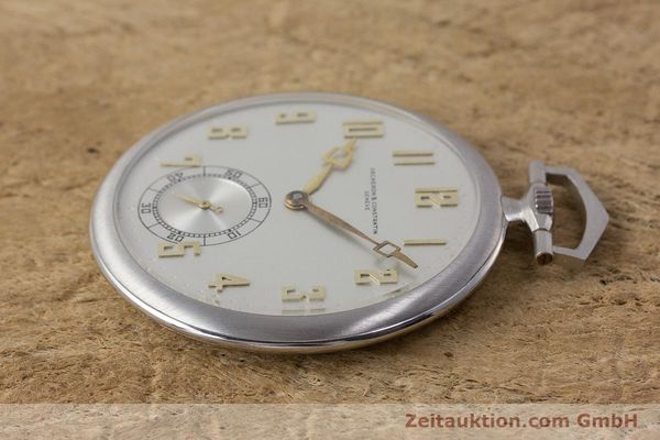 Used luxury watch Vacheron & Constantin Pocket Watch platinium manual winding VINTAGE  | 161839 03