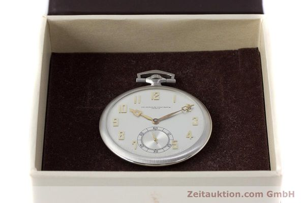 Used luxury watch Vacheron & Constantin Pocket Watch platinium manual winding VINTAGE  | 161839 07