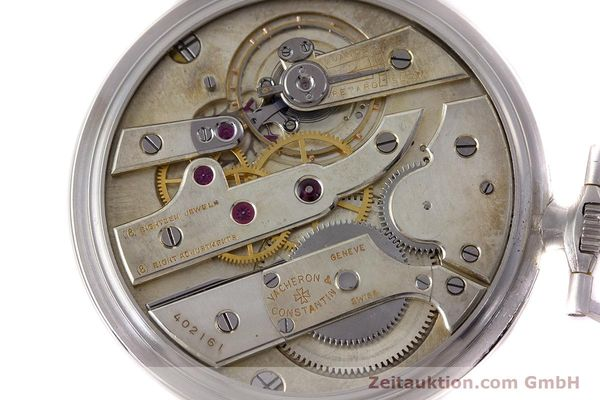 Used luxury watch Vacheron & Constantin Pocket Watch platinium manual winding VINTAGE  | 161839 10