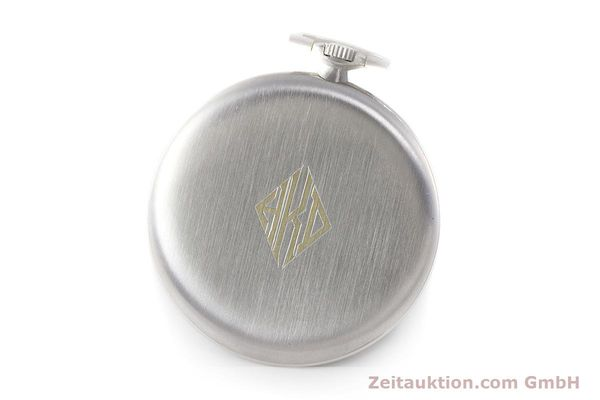 Used luxury watch Vacheron & Constantin Pocket Watch platinium manual winding VINTAGE  | 161839 11