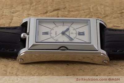 CHRONOSWISS CABRIO STEEL AUTOMATIC KAL. 123 ETA 2671 LP: 3450EUR [161842]