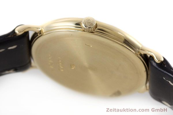 Used luxury watch Baume & Mercier * 18 ct gold quartz Kal. BM9098 ETA 210.001  | 161843 08