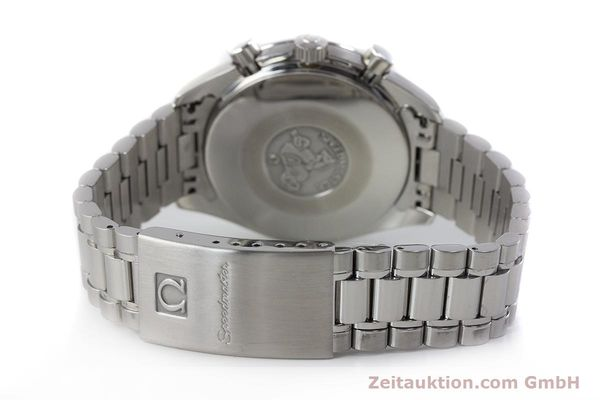 Used luxury watch Omega Speedmaster chronograph steel automatic Kal. 1140 ETA 2890-2 Ref. 3510.50.00  | 161851 12