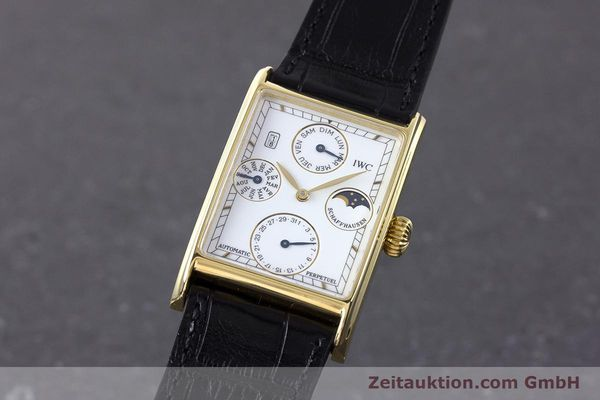 IWC NOVECENTO 18 CT GOLD AUTOMATIC KAL. 32062 LP: 37300EUR [161862]