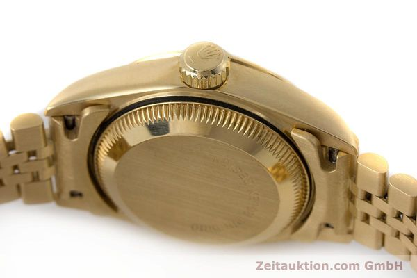 Used luxury watch Rolex Lady Datejust 18 ct gold automatic Kal. 2135 Ref. 69268  | 161866 11