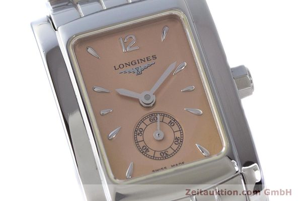 Used luxury watch Longines Dolce Vita steel quartz Kal. L178.2 Ref. L5.155  | 161867 02