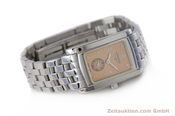 Used luxury watch Longines Dolce Vita steel quartz Kal. L178.2 Ref. L5.155  | 161867 03