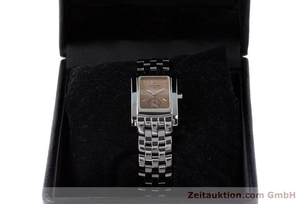 Used luxury watch Longines Dolce Vita steel quartz Kal. L178.2 Ref. L5.155  | 161867 07